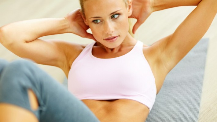 Ćwiczenia na idealnie smukły brzuch